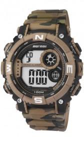 Relógio Mormaii Camuflado Masculino MO12579A/8V