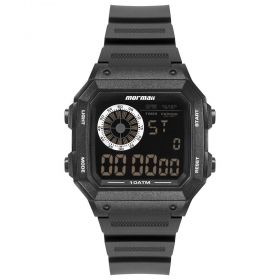 Relógio Mormaii Vibe Preto Unissex MO2002JB/8P