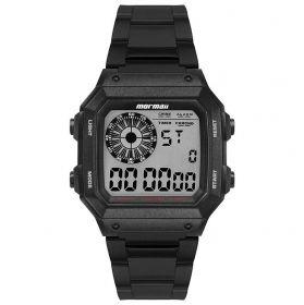 Relógio Mormaii Vibe Preto Unissex MO2003JC/8P