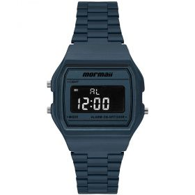 Relógio Unissex  Mormaii Vintage Azul MOJH02BI/8A