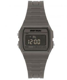 Relógio Mormaii Vintage Cinza MOJH02BG/8C