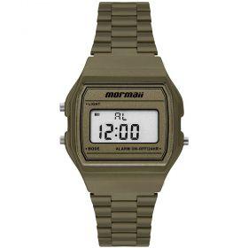 Relógio Mormaii Vintage Verde MOJH02BK/8V
