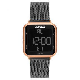 Relógio Mormaii Wave Bicolor Unissex MO6600AL/7J