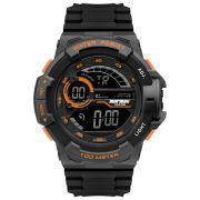 Relógio Mormaii Wave Preto Masculino MO3660AE/8L