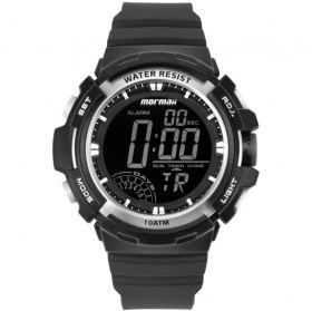 Relógio Mormaii Wave Preto Masculino MO8902AB/8C