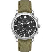 Relógio Reserva Multifunção Verde REJP15AA/2V