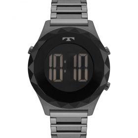 Relógio Technos Crystal Grafite Feminino BJ3851AA/4P