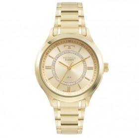 Relógio Technos Dourado Feminino 2036MMT/1D