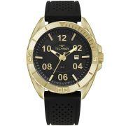 Relógio Technos Dourado Masculino 2117LCA/8P