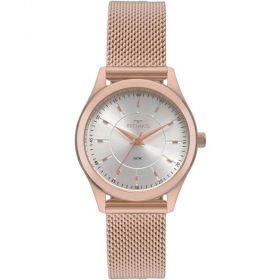 Relógio Technos Elegance Boutique Rose Feminino 2035MNV/4K