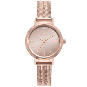 Relógio Technos Elegance Boutique Rose Feminino 2036MLS/4T