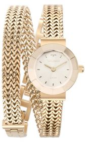 Relógio Technos Elegance Mini Dourado Feminino 5Y20IP/4X