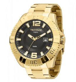 Relógio Technos Legacy Dourado Masculino 2315AAO/4P