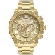 Relógio Technos Legacy Dourado Masculino OS2ABN/4X