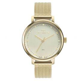 Relógio Technos Style Dourado Feminino 2035MSU/1K