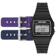 Relógio Troca Pulseiras Mormaii Vintage MOJH02AH/8P