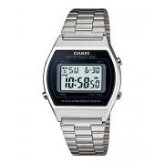 Relógio Casio Vintage Prata Unissex B640WD-1AVDF