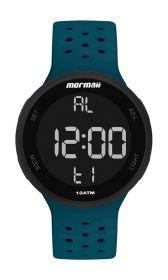 Relógio Unissex Mormaii Azul MO7700AC/8A
