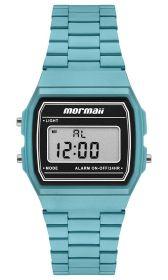 Relógio Unissex  Mormaii Vintage Azul MOJH02BM/4A
