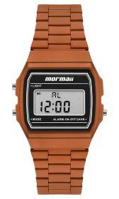 Relógio Unissex  Mormaii Vintage Laranja MOJH02BL/4L