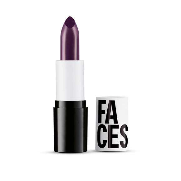 Batom Cremoso Faces Poison Violet - 3,5g