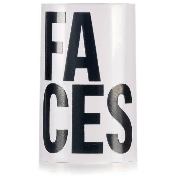 Batom Cremoso Faces Rock n Red - 3,5g