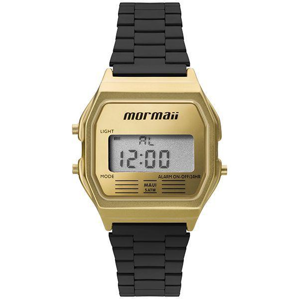 Relógio Mormaii Vintage Maui Unissex - MOJH02AK/4D