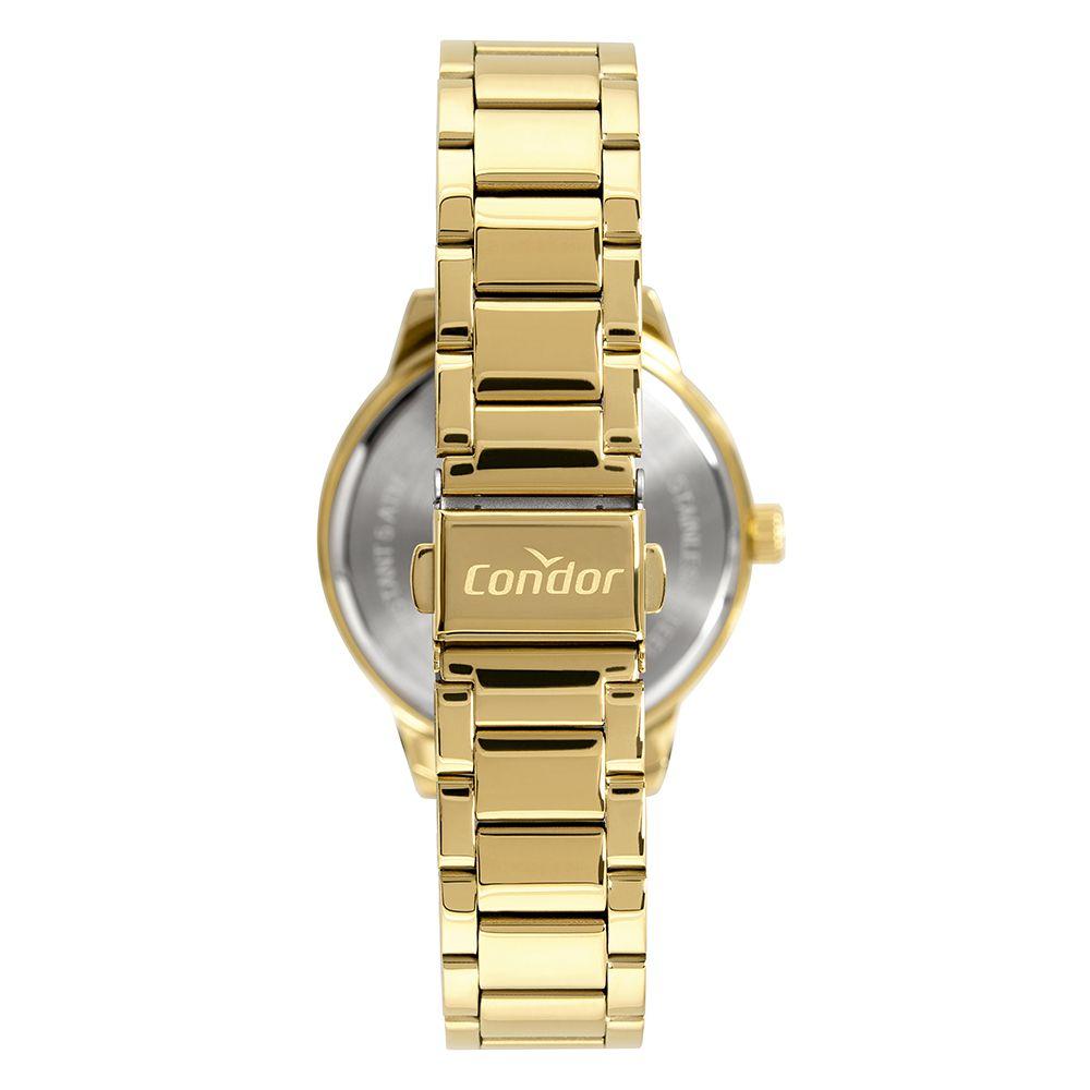 Kit Relógio Condor Feminino CO2035MRF/K5M