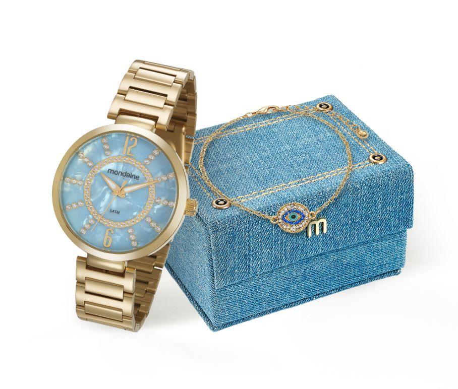 Relógio Mondaine Feminino 53617LPMKDE1K1