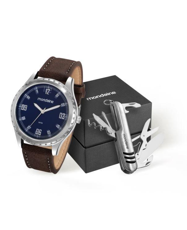 Relógio Mondaine Masculino 83352G0MVNH1K1