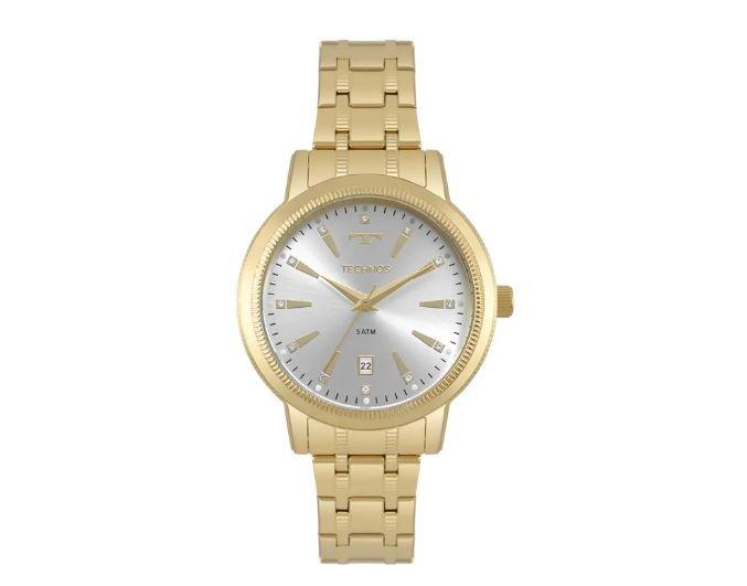 Kit Relógio Technos Trend Feminino 2115MRS/K4K