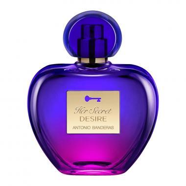 Perfume Antonio Banderas Her Secret Desire Feminino EAU De Toilette 50 ML