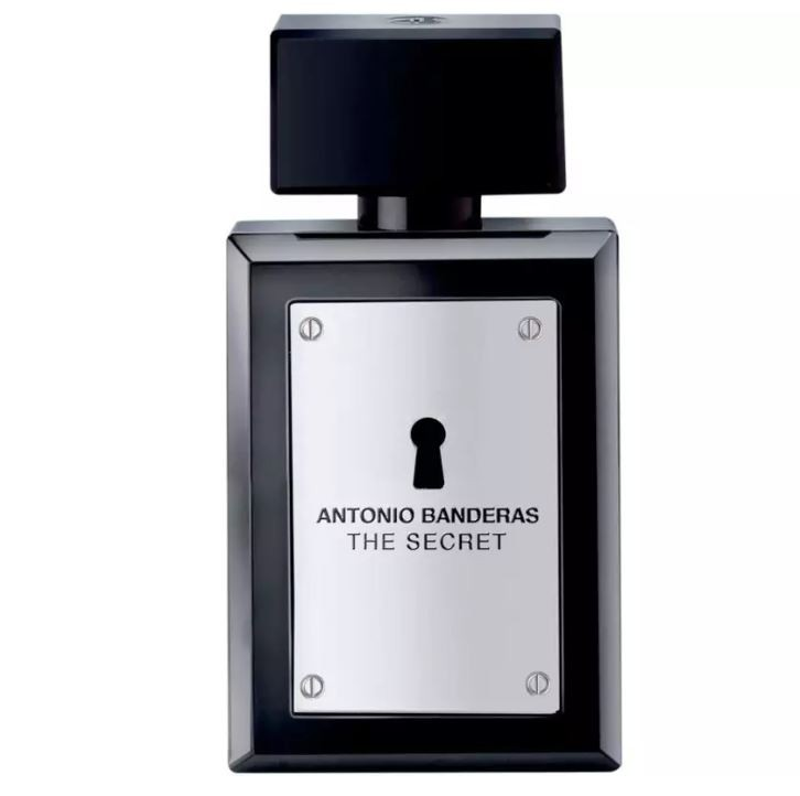 Perfume Antonio Banderas The Secret Masculino EDT 100 ML