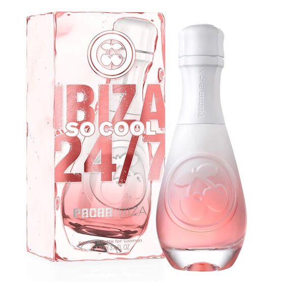 Pacha Ibiza 24/7 So Cool Feminino EDT 80ml