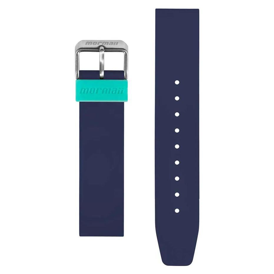 Pulseira Mormaii Mude Unissex Azul MOPULS4105/02