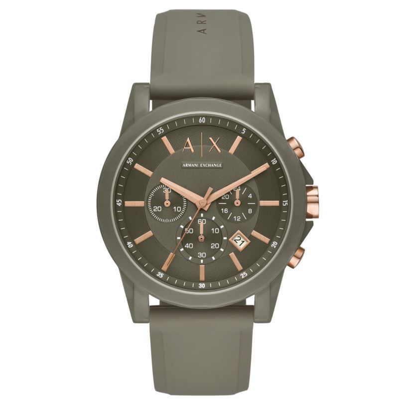 Relógio Armani Exchange Cronógrafo Masculino AX1341/8VN