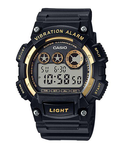 f7fc69b5602 Relógio Casio Bateria de 10 ANOS Masculino W-735H-1A2VDF - Relógios ...
