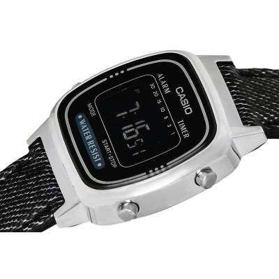 Relógio Casio Vintage Feminino LA670WL-1BDF