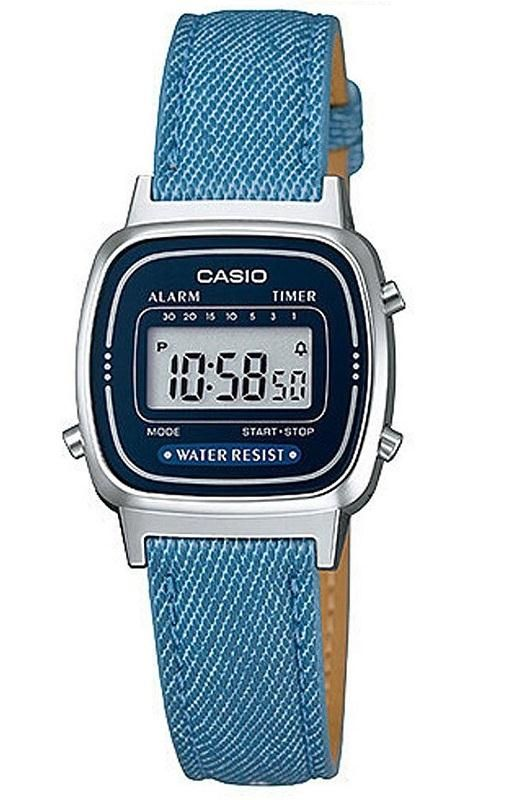 3b146548b06 Relógio Casio Vintage LA670WL-2A2DF - Relógios de Fábrica