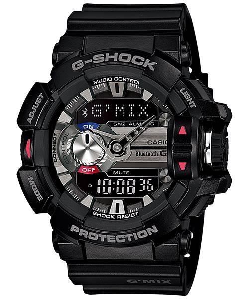 Relógio Casio G-Shock G'MIX Masculino GBA-400-1ADR