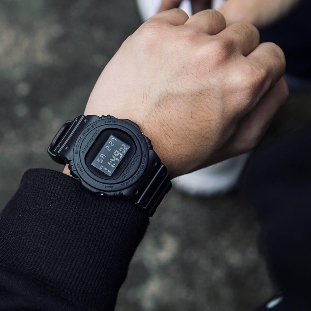 cde853c174a Relógio Casio G-Shock Masculino DW-5750E-1BDR - Relógios de Fábrica