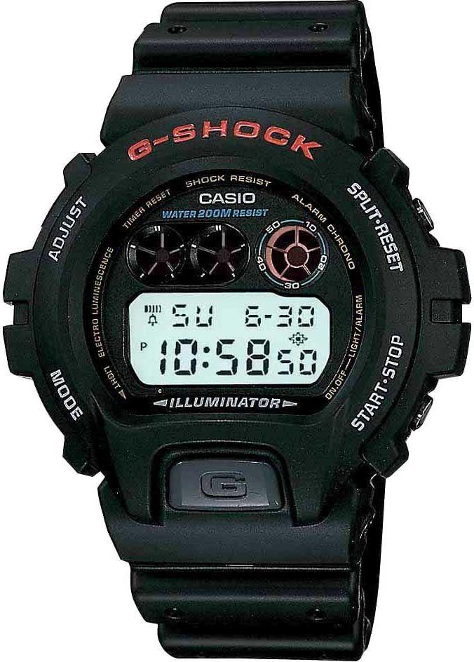 e36d63904e1 Relógio Casio G-Shock Masculino DW-6900-1VDRv - Relógios de Fábrica