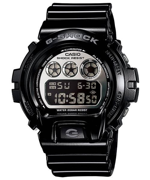 5d7827f0b67 Relógio Casio G-Shock Masculino DW-6900NB-1DR - Relógios de Fábrica