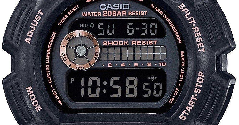 Relógio Casio G-Shock Masculino DW-9052GBX-1A4DR