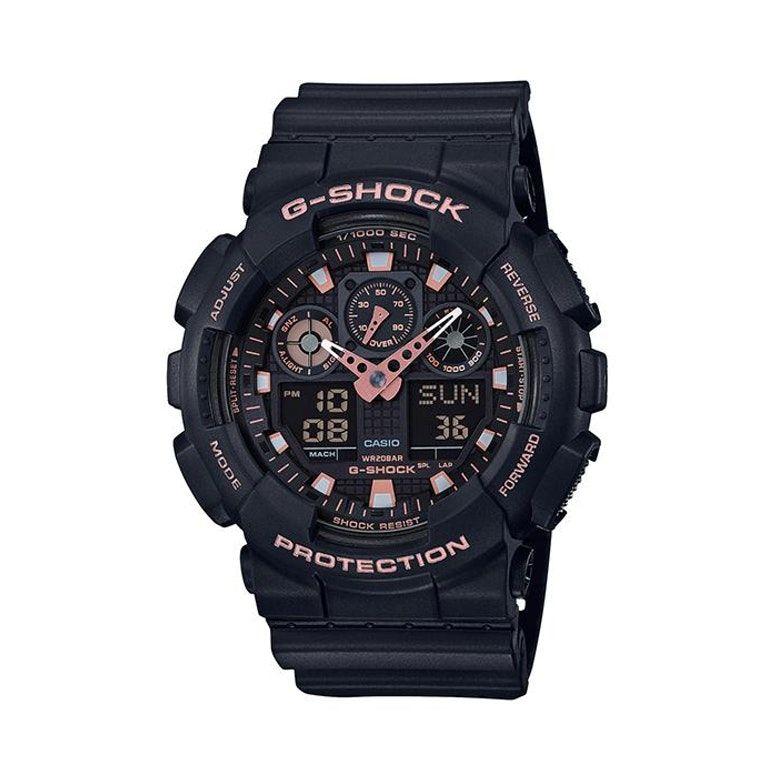 Relógio Casio G-Shock Masculino GA-100GBX-1A4DR