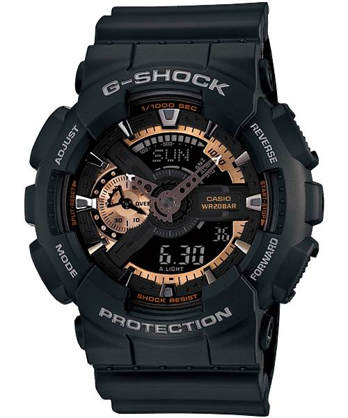 Relógio Casio G-Shock Masculino GA-110RG-1ADR