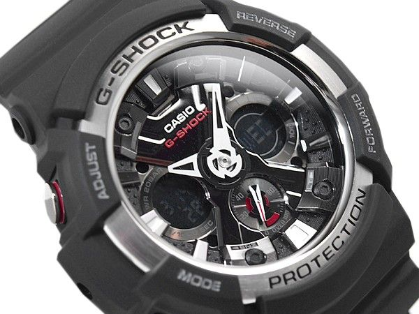 Relógio Casio G-Shock Masculino GA-200-1ADR