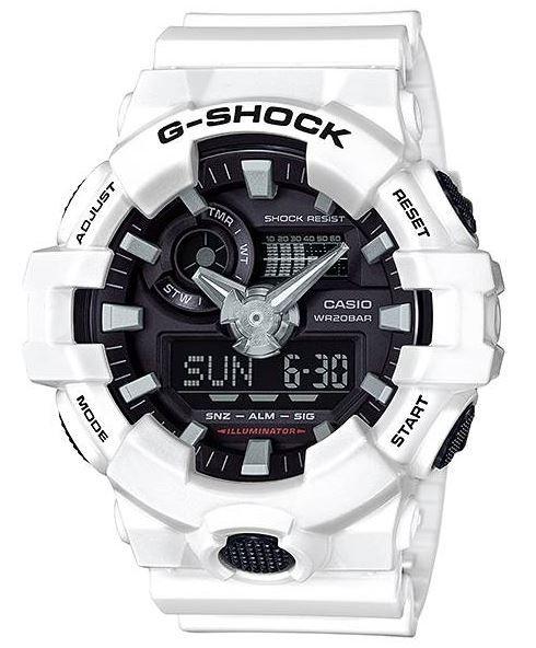 Relógio Casio G-Shock Masculino GA-700-7ADR