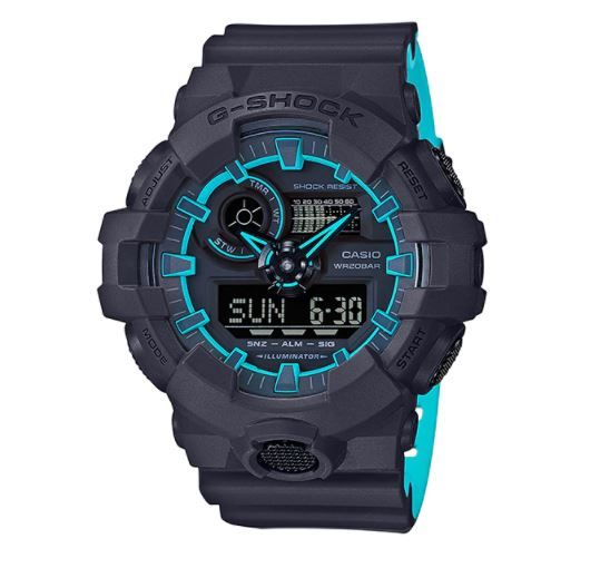 Relógio Casio G-Shock Masculino GA-700SE-1A2DR
