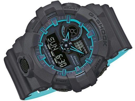 a0b02d1d642 Relógio Casio G-Shock Masculino GA-700SE-1A2DR - Relógios de Fábrica